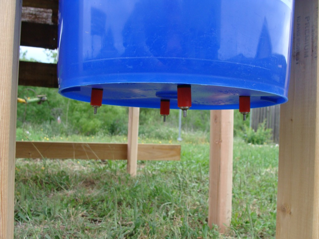 Make your own free range feeder!